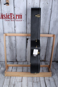 On Stage GS7565 Guitar Case Rack Holds up to 5 Electric or Acoustic Guitars