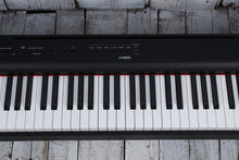 Load image into Gallery viewer, Yamaha P125B 88 Note Digital Piano