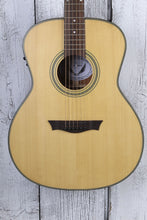 Load image into Gallery viewer, Dean St Augustine Concert Solid Wood Acoustic Electric Guitar Natural SACE SN