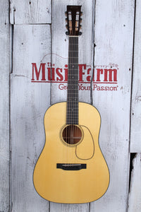 Martin Custom Shop D-12 Fret Acoustic Guitar CFM IV Designed with Hardshell Case