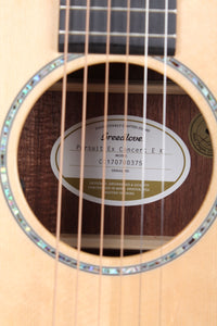 Breedlove Pursuit Exotic Concert E Sitka-Koa