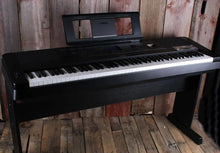 Load image into Gallery viewer, Yamaha DGX660 88 Key Portable Grand Digital Piano Keyboard Black