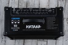 Load image into Gallery viewer, Boss KTN-50 Katana 50 Electric Guitar Amplifier 50 Watt Solid State Combo Amp