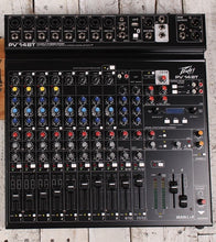 Load image into Gallery viewer, Peavey PV 14 BT 14 Channel Stereo Mixer w Bluetooth and On Board Digital Effects
