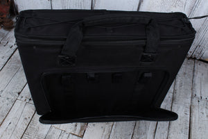 Used Gator 2 Space Nylon Rack Case