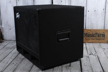 Load image into Gallery viewer, Peavey PVH 210 Electric Bass Guitar Amplifier Speaker Cabinet 600 Watt 2x10 Cab
