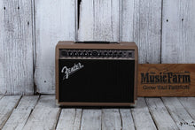 Load image into Gallery viewer, Fender® Acoustasonic 40 Acoustic Guitar Amplifier 40 Watt 2 Channel Amp w Reverb