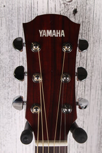Yamaha A1M Dreadnought Cutaway Acoustic Electric Guitar Solid Sitka Spruce Top