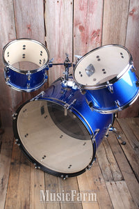 Yamaha Rydeen 5‑Piece Shell Pack with 22 in. Bass Drum
