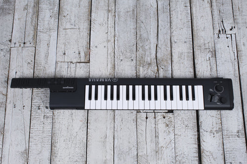 Yamaha Sonogenic 37 Note Keytar SHS-500 Black w Power Supply Strap & MIDI Cable