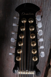 Ovation Doubleneck Acoustic Electric Guitar Played by Ritchie Sambora Prototype