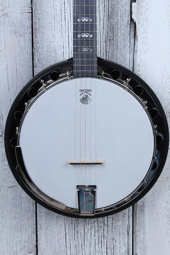 Deering Artisan Goodtime Two 5 String Resonator Banjo Made in the USA w Warranty