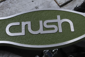 Crush Double Bass Drum Pedal