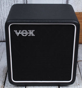 Vox BC108 Electric Guitar Amplifier Cabinet Compact 25W 1 x 8 Semi Open Amp Cab