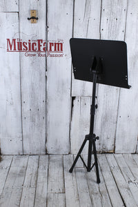 On Stage SM7211B Conductor Orchestral Pro Music Stand with Tripod Folding Base