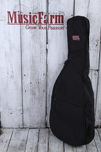 Gator Gig Bag for Dreadnought Acoustic Guitars with Lifetime Warranty GBE-DREAD