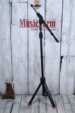Load image into Gallery viewer, Gator Frameworks ID Series GFW-ID-MIC Tripod Microphone Stand w Telescoping Boom