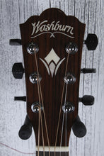 Load image into Gallery viewer, Washburn All Solid Wood Acoustic Electric Guitar HD100SWCEK with Case BLEM