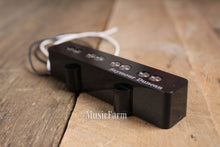 Load image into Gallery viewer, Seymour Duncan Quarter Pound Bridge Pickup for Electric Jazz Bass Guitar SJB-3