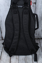 Load image into Gallery viewer, Gator Transit Series GT-ELECTRIC-BLK Electric Guitar Gig Bag Charcoal Exterior