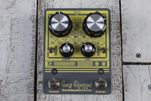 Load image into Gallery viewer, EarthQuaker Gray Channel Dynamic Dirt Doubler Overdrive Guitar Effects Pedal