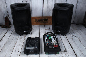 Yamaha Stagepas 400BT Portable Sound System
