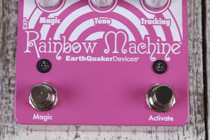 EarthQuaker Rainbow Machine V2 Pitch Shifting Modulator Guitar Effects Pedal