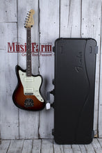 Load image into Gallery viewer, Fender 2017 American Professional Jazzmaster Electric Guitar Sunburst with Case