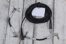 Load image into Gallery viewer, Laney Black Country Customs Secret Path Electric Guitar Reverb Pedal with Cables