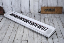 Load image into Gallery viewer, Yamaha NP-32 Piaggero 76 Key Graded Soft Touch Keyboard w Power Supply & Sustain