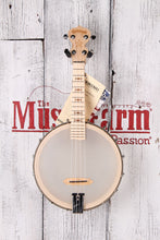 Load image into Gallery viewer, Deering Goodtime Banjo Ukulele Concert Scale Banjolele Uke Made in the USA