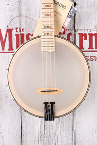 Deering Goodtime Banjo Ukulele Concert Scale Banjolele Uke Made in the USA