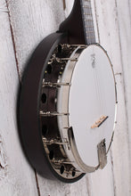 Load image into Gallery viewer, Deering Artisan Goodtime Special 5 String Resonator Banjo 3 Ply Maple Rim USA