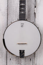 Load image into Gallery viewer, Deering Artisan Goodtime Openback 5 String Banjo with 3 Ply Maple Rim