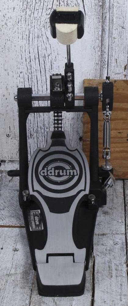 ddrum RX Series RXP Single Bass Drum Kick Pedal Dual Chain Design Drum Hardware
