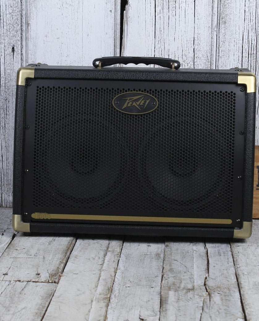 Peavey Ecoustic E208 Acoustic Guitar Amplifier 2 Channel 30 Watt 2 x 8 Combo Amp