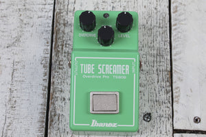 Ibanez TS808 Original Tube Screamer Overdrive Pro Electric Guitar Effects Pedal
