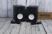 Load image into Gallery viewer, Yamaha HS7 Two Way Powered Studio Monitor PAIR OF TWO 95 Watt Active Speakers