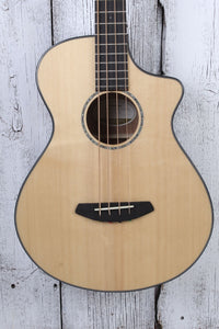 Breedlove Pursuit Concert Bass CE Sitka-Mahogany