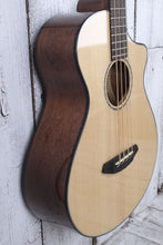 Load image into Gallery viewer, Breedlove Pursuit Concert Bass CE Sitka-Mahogany