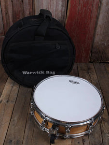 Tama Artwood 14 x 5 Maple Snare Drum 10 Lug Super Maple Finish with Gig Bag