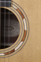 Load image into Gallery viewer, Washburn G10SE Grand Auditorium Acoustic Electric Guitar Natural Satin Finish