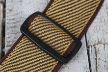 "Load image into Gallery viewer, Perri's Leathers 2"" Tweed Jacquard Guitar Strap"