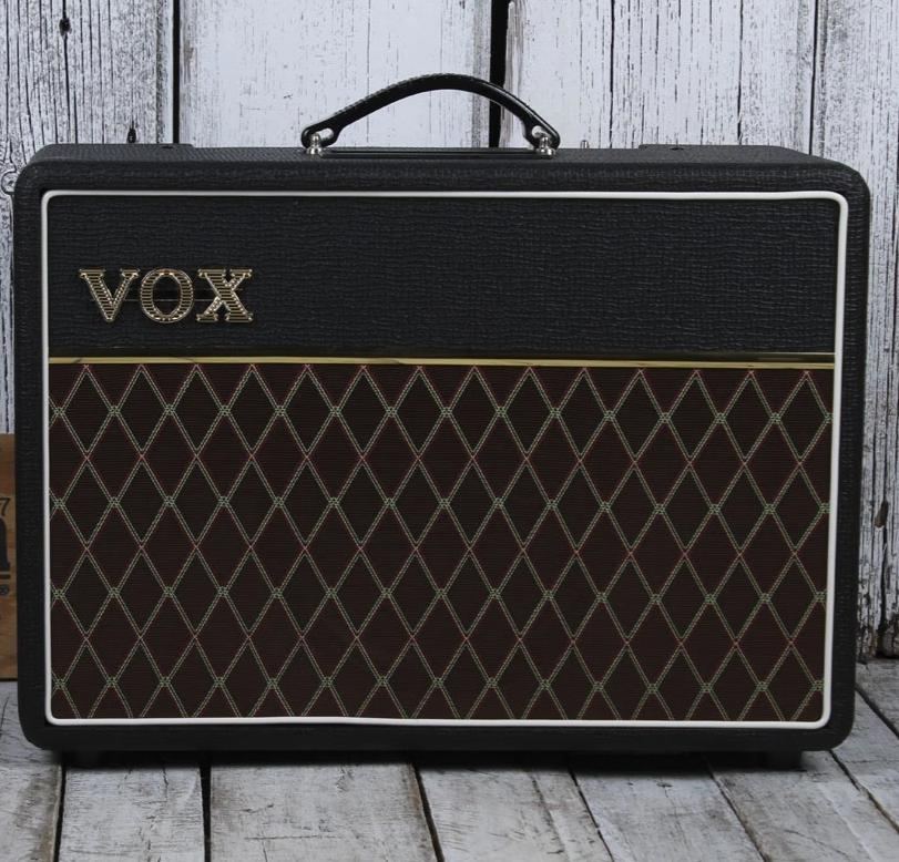 Vox AC10C1 Custom Electric Guitar Combo Amplifier 10W 1 x 10 Tube Amp Celestion