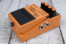 Load image into Gallery viewer, Boss DS-2 Turbo Distortion Electric Guitar Effects Pedal with Three FREE Cables