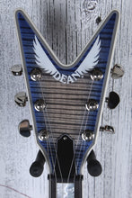 Load image into Gallery viewer, Dean USA Cadillac 1980 Flame Top Electric Guitar Ocean Burst with Hardshell Case