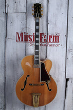 Load image into Gallery viewer, Gibson 1947 One Owner L-5P Premier Cutaway Acoustic Guitar Natural with Case