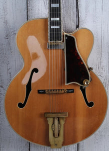 Gibson 1947 One Owner L-5P Premier Cutaway Acoustic Guitar Natural with Case