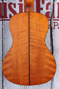 Kala Exotic Mahogany Concert Ukulele All Figured Mahogany Body Uke KA-CEM