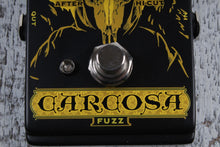 Load image into Gallery viewer, DigiTech DOD Carcosa Analog Fuzz Electric Guitar Distortion Effects Pedal